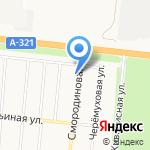 Охрана Беркут на карте Барнаула
