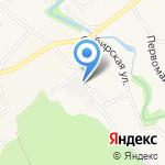 Правозащитник на карте Барнаула