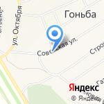 Drova22 на карте Барнаула