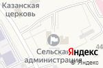 Схема проезда до компании Микрорайон Октябрьский в Барнауле