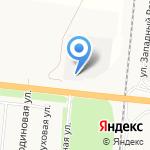 ААА Альтерра на карте Барнаула
