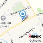 Ваши дрова на карте Барнаула