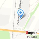 ЕвразМеталл Сибирь на карте Барнаула
