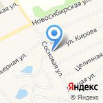 МИНИ МАГ на карте Барнаула