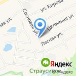 Энергосеть-Сервис на карте Барнаула