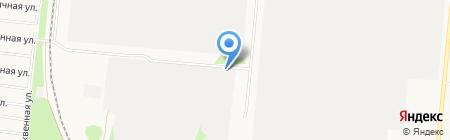 Аква-Принт22 на карте Барнаула