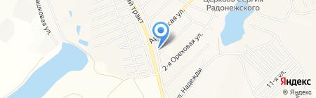 Все для здоровья на карте Барнаула