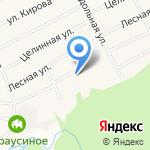 Карнизи Сервис на карте Барнаула