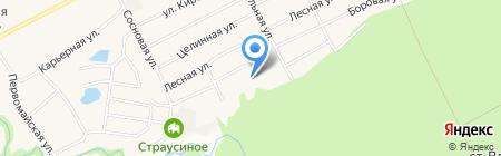 ААТ-Компани на карте Барнаула