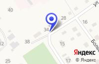 Схема проезда до компании ВОЕННЫЙ КОМИССАРИАТ МОШКОВСКОГО РАЙОНА в Мошково
