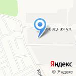 Алтайагросоюз на карте Барнаула