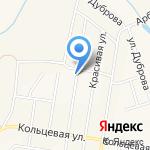 Алтай АРТИ на карте Барнаула