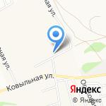 Учебно-научный центр факультета ветеринарной медицины на карте Барнаула