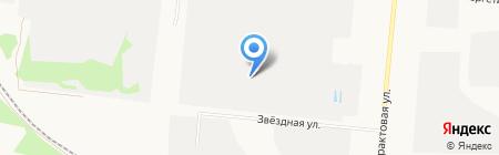 Межрегионэнергосервис на карте Барнаула