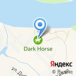 Dark Horse на карте Барнаула