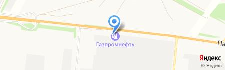 Агромаркет на карте Барнаула