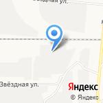 Транскомпани на карте Барнаула