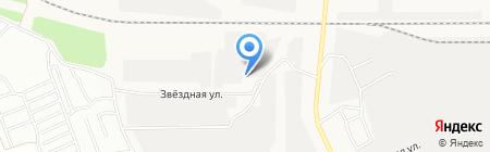 СК Метал на карте Барнаула