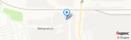 Слот плюс на карте Барнаула