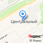 Хоспитал-Фарм на карте Барнаула