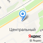ИльВа на карте Барнаула