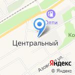 Отделение групповой врачебной практики на карте Барнаула