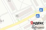 Схема проезда до компании Ботинкинъ в Барнауле