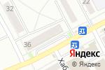 Схема проезда до компании Свадебный шарм в Барнауле
