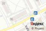 Схема проезда до компании Болашак в Барнауле