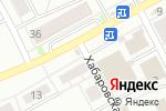 Схема проезда до компании Киоск по продаже мягкого мороженого в Барнауле