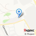 РАУТ ЛТД на карте Барнаула