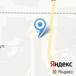 АлтОптКом на карте Барнаула