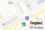 Схема проезда до компании Фармакопейка в Барнауле