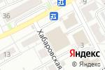 Схема проезда до компании Тандыр №1 в Барнауле