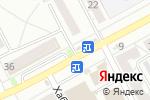 Схема проезда до компании Фруктовая экзотика в Барнауле