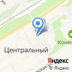 Лес-Опт22 на карте Барнаула