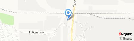БарнаулИнертТорг на карте Барнаула