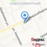 Доброденьги на карте Барнаула