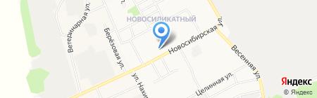 ВеГа-Премиум на карте Барнаула