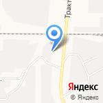 СтройТранс на карте Барнаула
