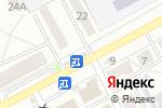 Схема проезда до компании Традиция в Барнауле
