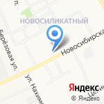 Аптека низких цен на карте Барнаула