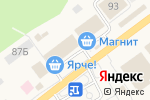 Схема проезда до компании Магазин рыболовных товаров в Мошково