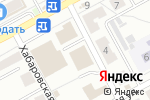 Схема проезда до компании Мегафон в Барнауле