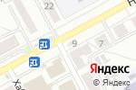 Схема проезда до компании Fire в Барнауле