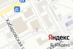 Схема проезда до компании Tortel в Барнауле