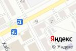 Схема проезда до компании Кредитный капитал, КПК в Барнауле