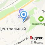 Натси Барнаул на карте Барнаула