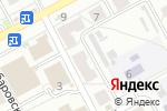 Схема проезда до компании Участковый пункт полиции Отдела полиции №7 УВД по г. Барнаулу в Барнауле