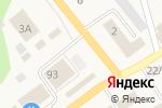 Схема проезда до компании Мебельный магазин в Мошково